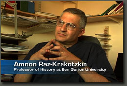 Amnon Raz-Krakotzkin